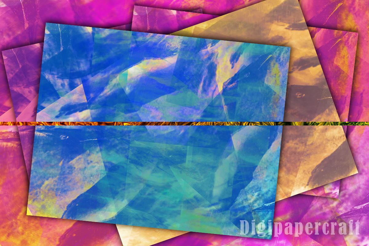 Abstract Collage backgrounds. Grunge textures. Handmade Art. example image 3