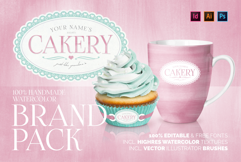 Grandma's Cackery - Brand Pack example image 1