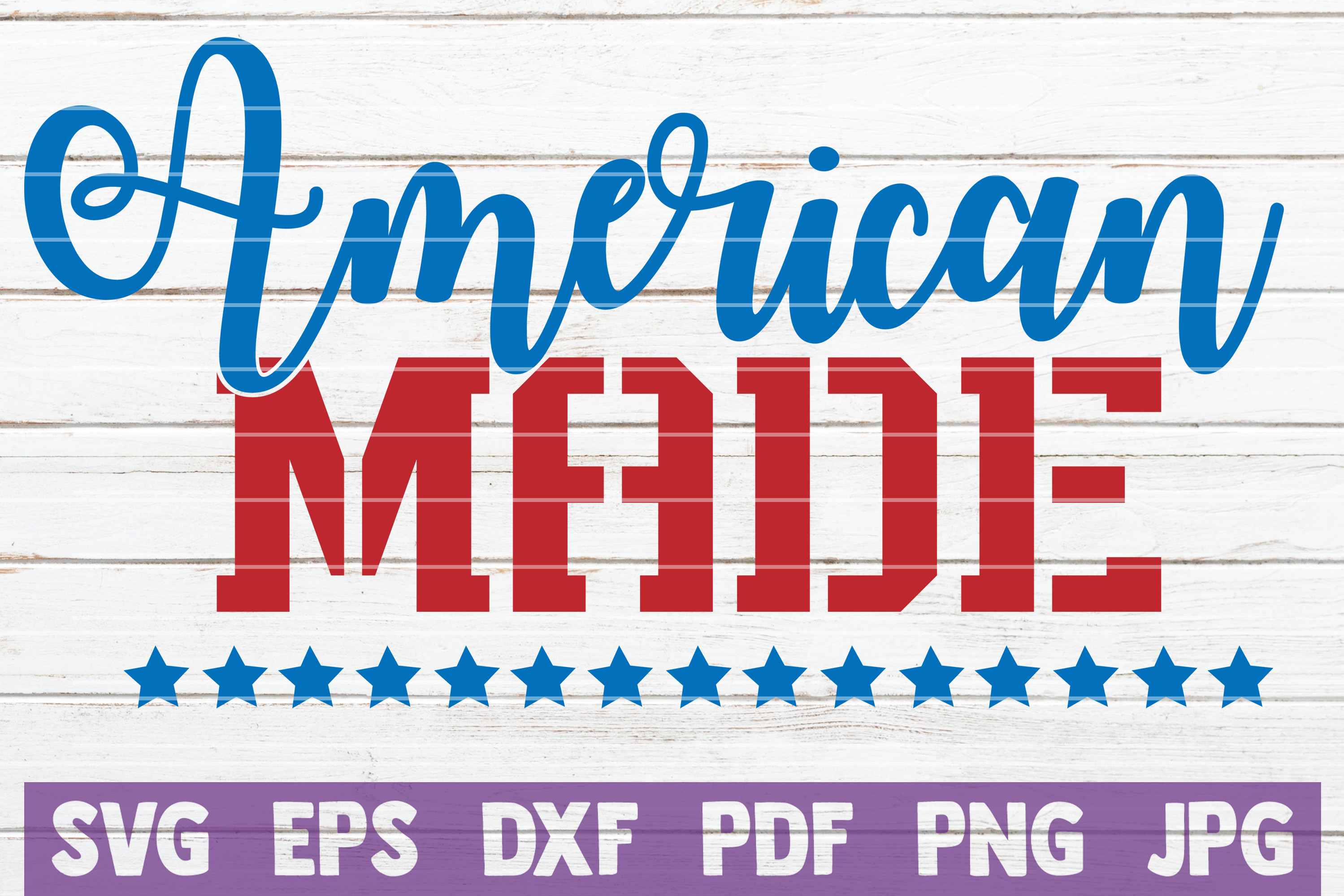4th of July SVG Bundle | SVG Cut Files | commercial use example image 9