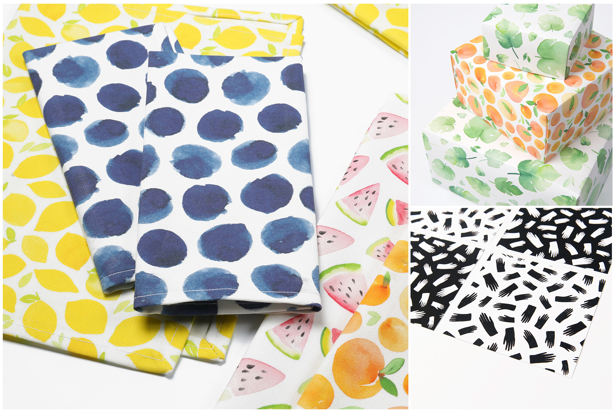 Seamless Patterns Bundle example image 19
