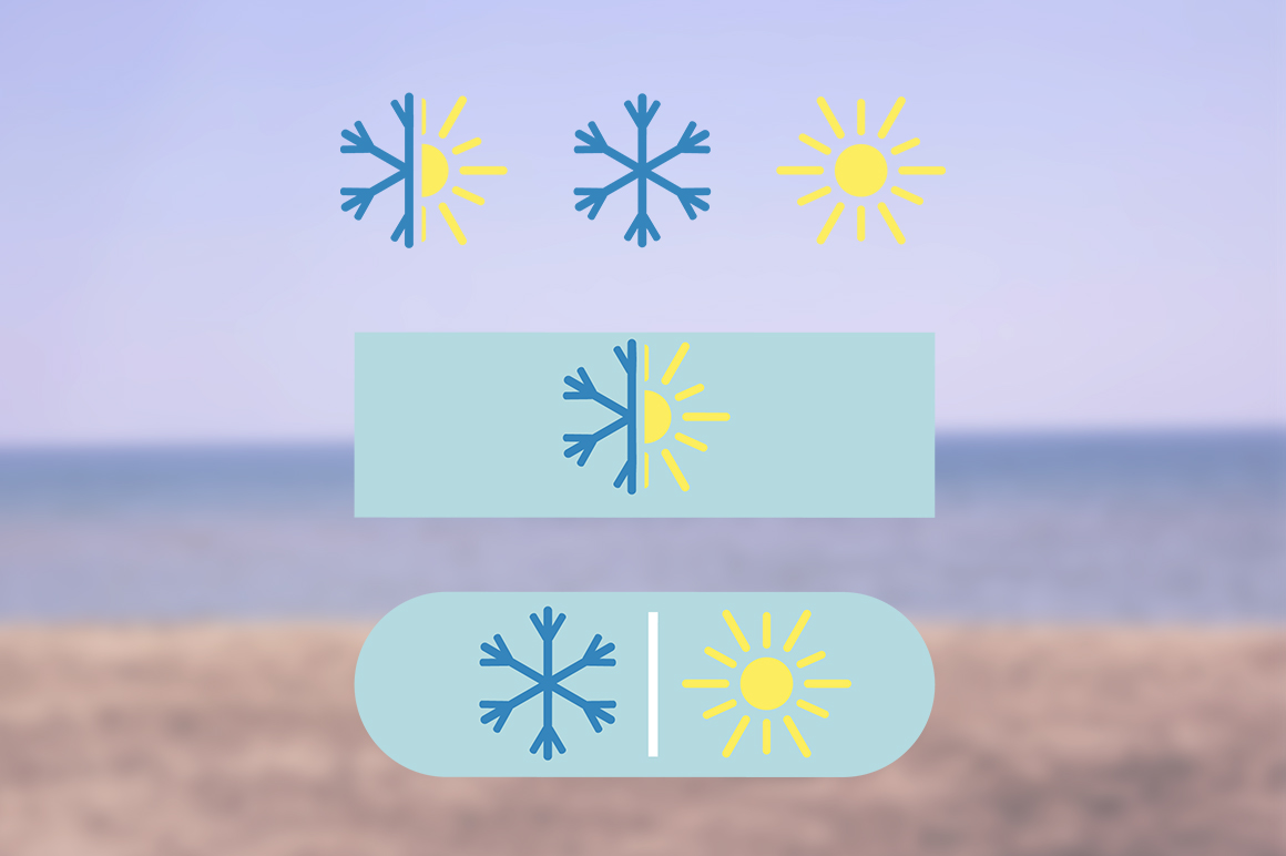 Climate Icons example image 1