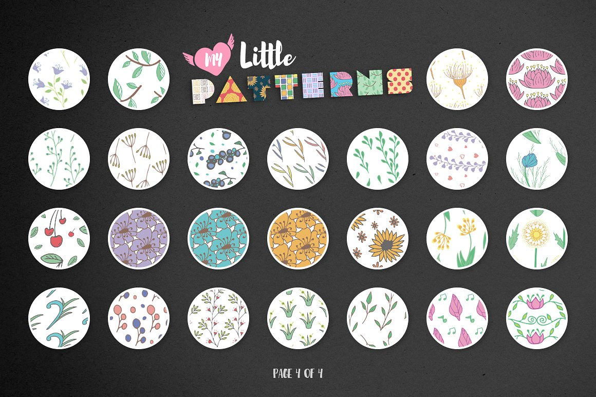 My Little Patterns example image 9