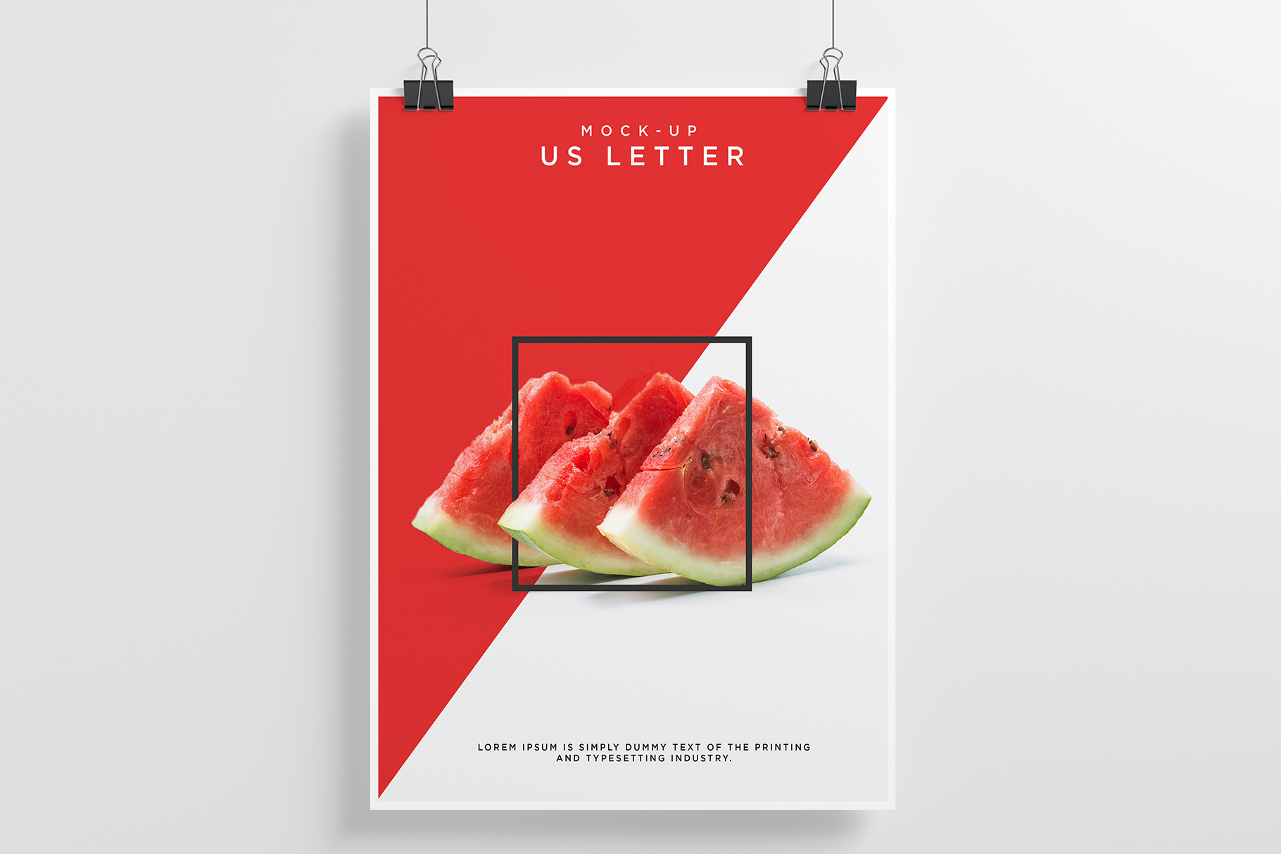 Us Letter Flyer Mockup example image 7