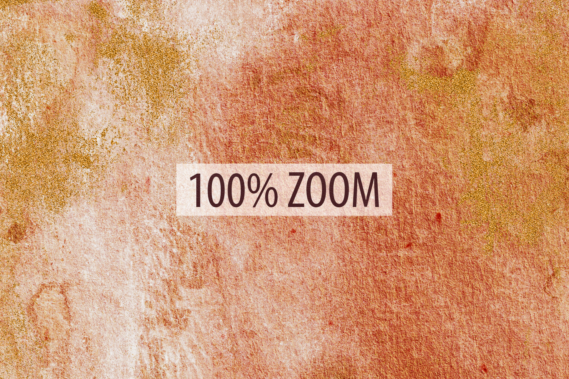 20 Seamless Watercolor Textures - Burnt Orange Backgrounds example image 4