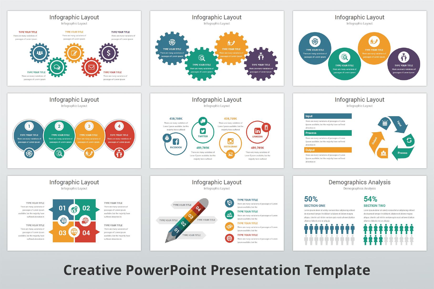 Creative multipurpose PowerPoint Presentation Template example image 13