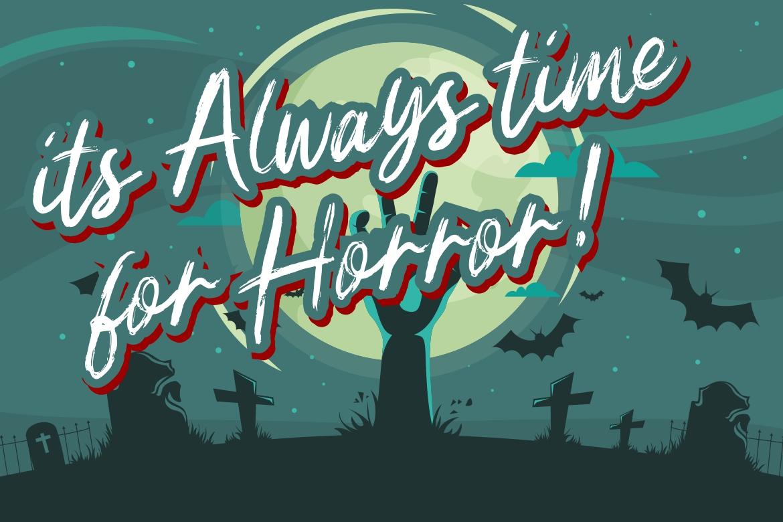 Kreature Halloween Horror example image 6