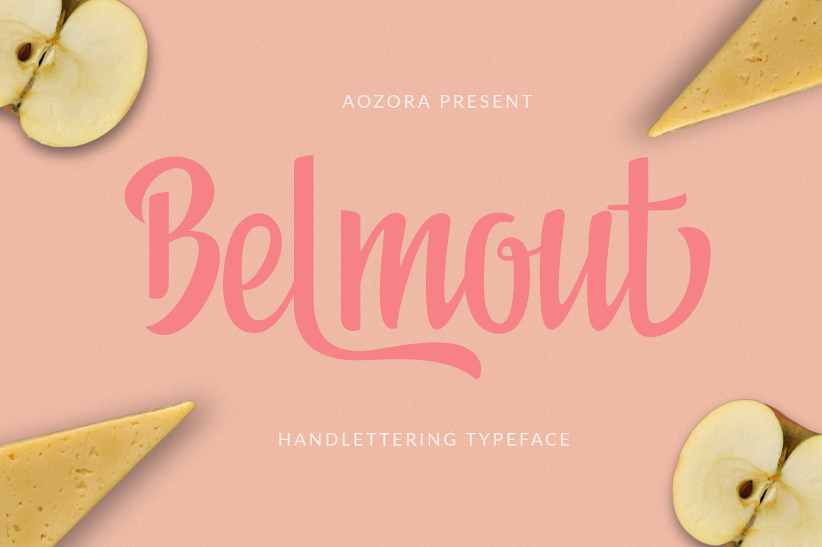 Belmout Typeface example image 1