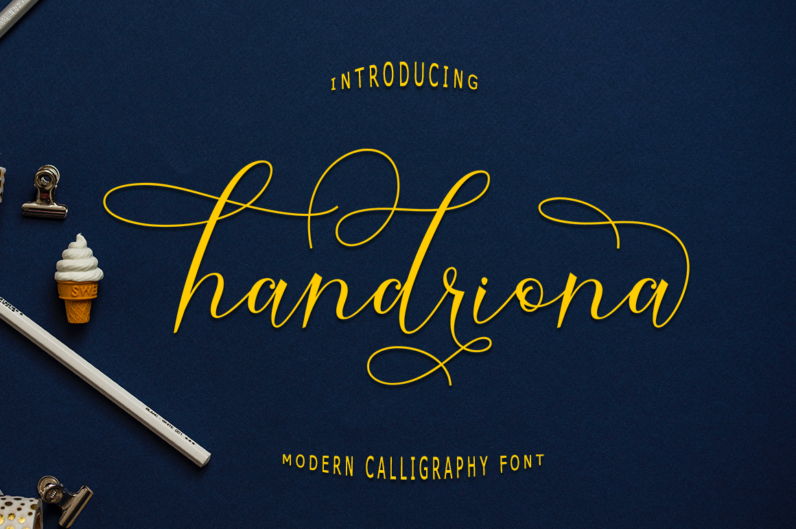 Font Collection | 12 Font example image 9