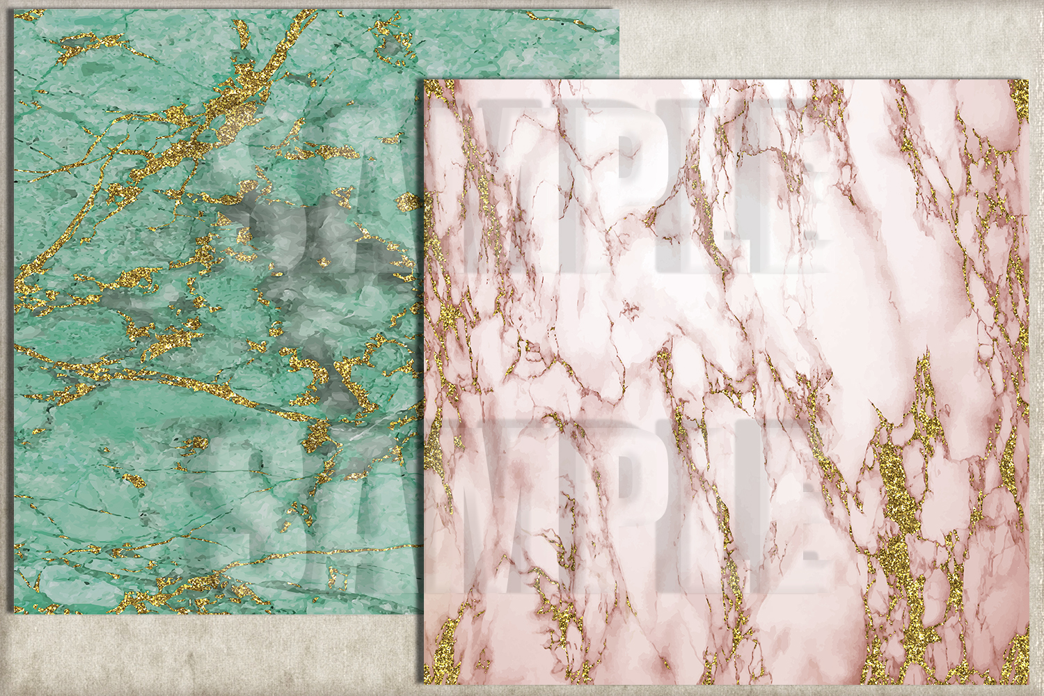 Marble Digital Paper, Marble Background example image 3