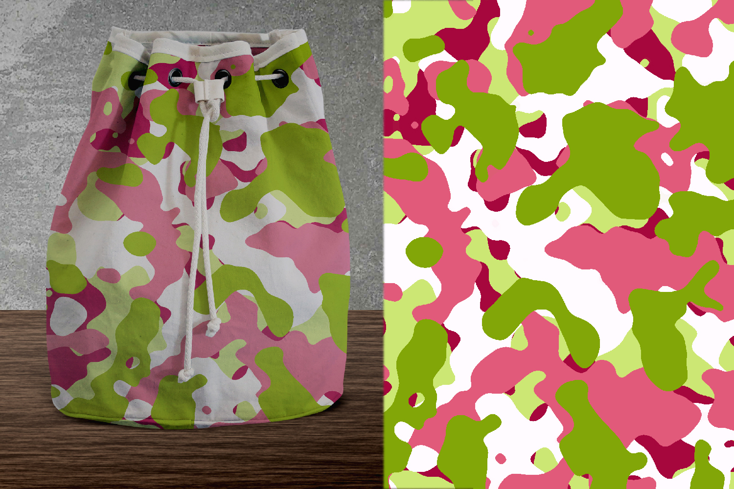 40 Alternative Camouflage Paper Designs example image 10