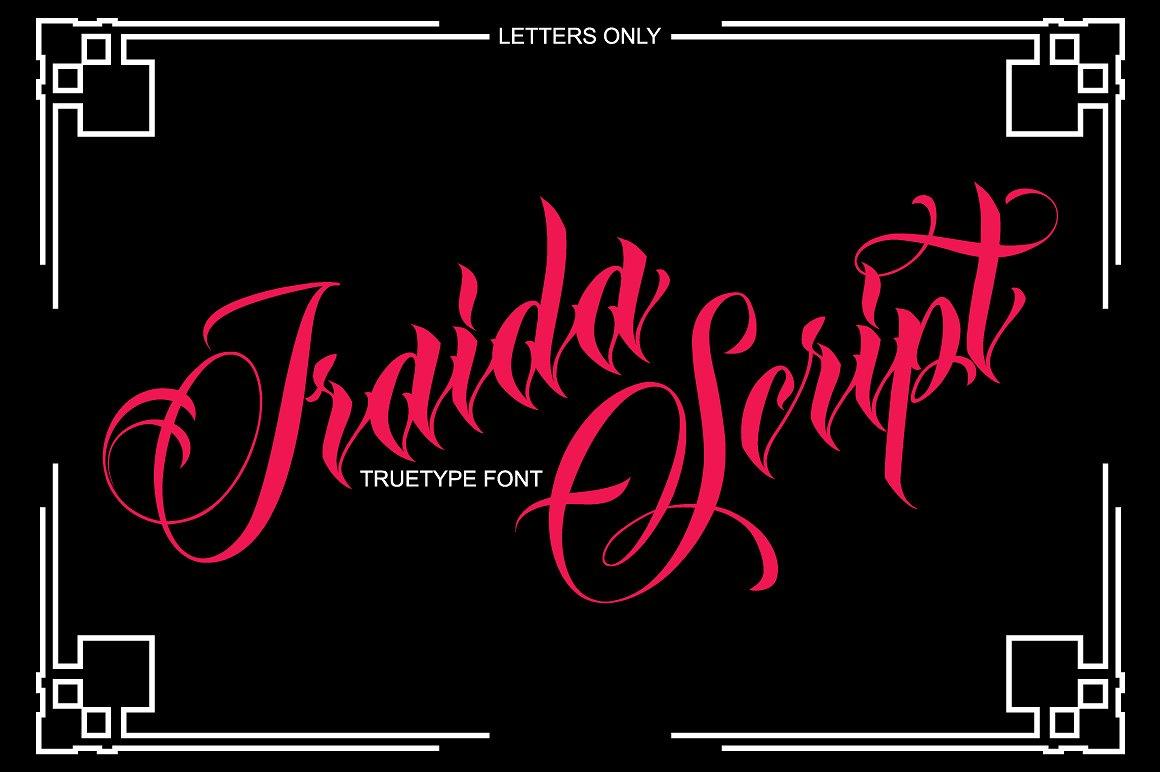 Iraida Script example image 1