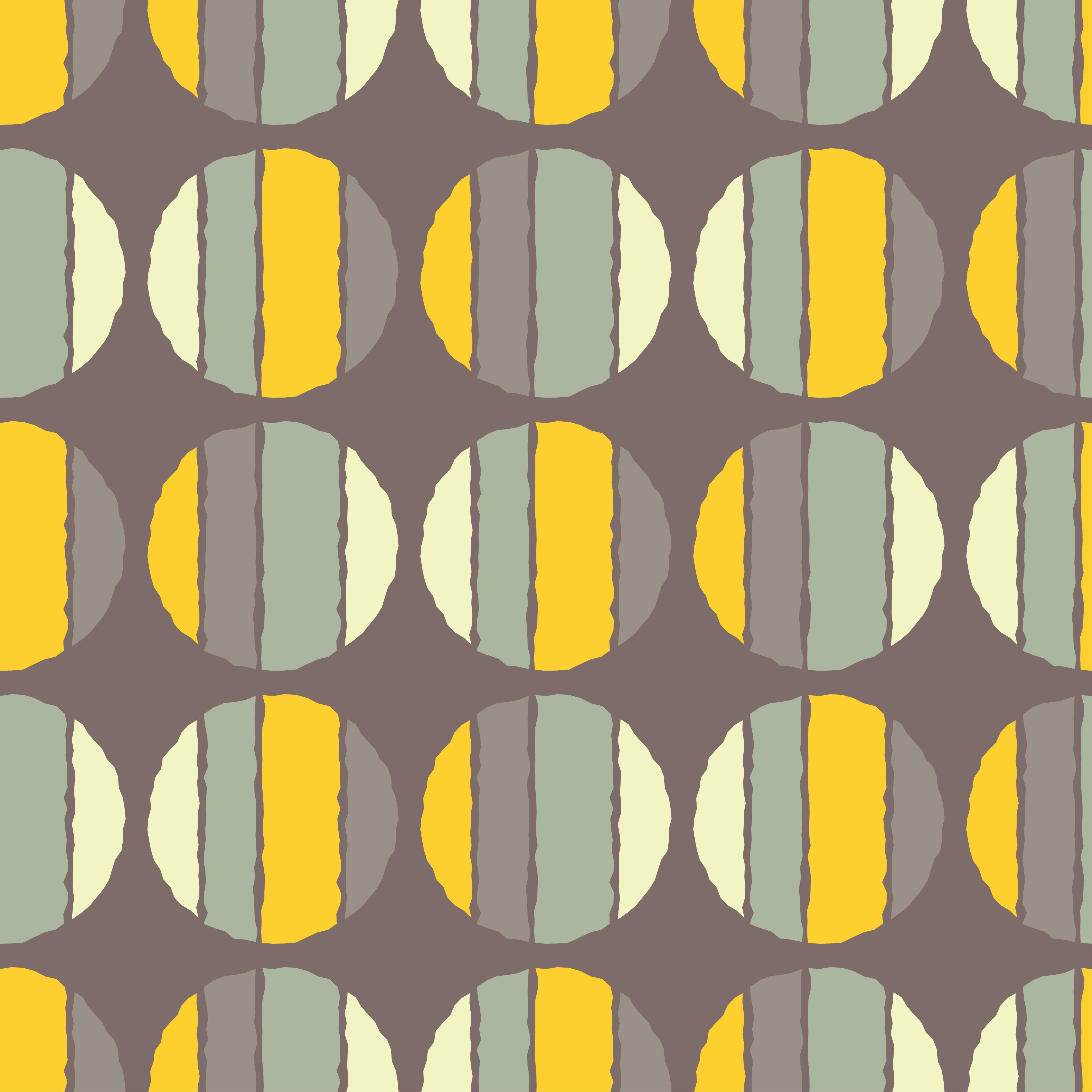 Polka dot seamless pattern. Sketch texture.  example image 4