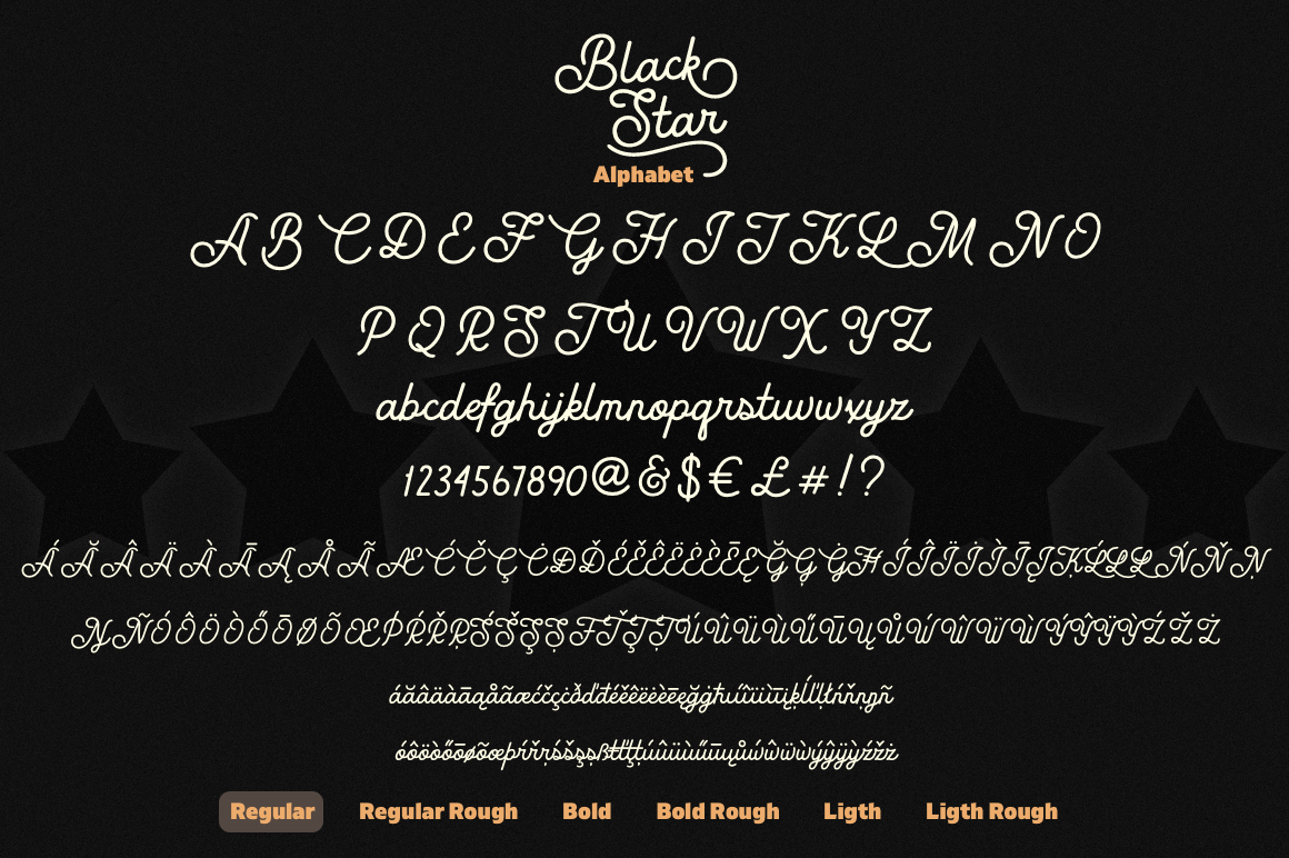 Black Star example image 11
