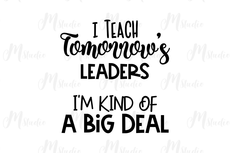 Teacher SVG Bundle. example image 11