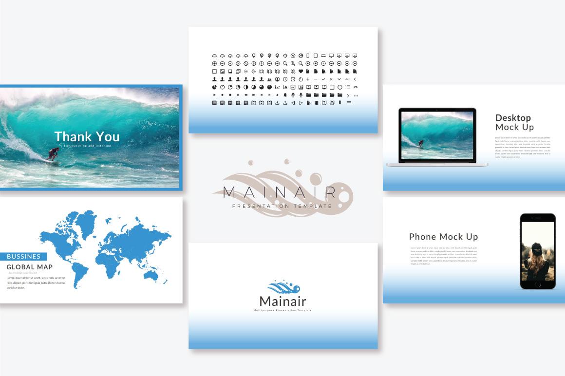 Mainair Pptx Temp example image 4