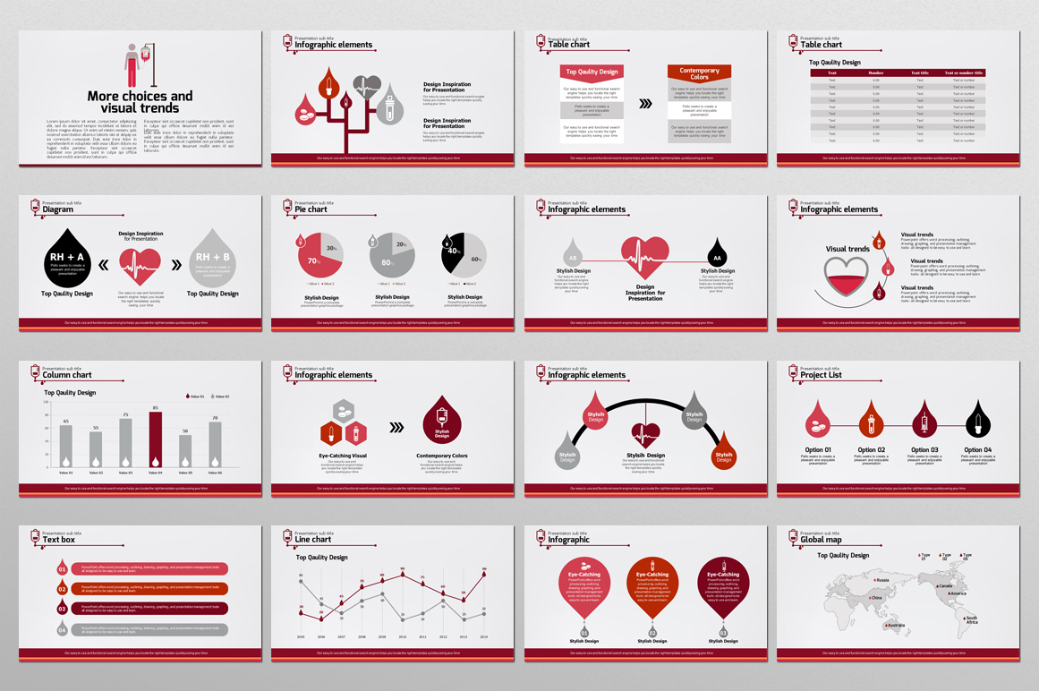 Blood Donation PPT example image 2