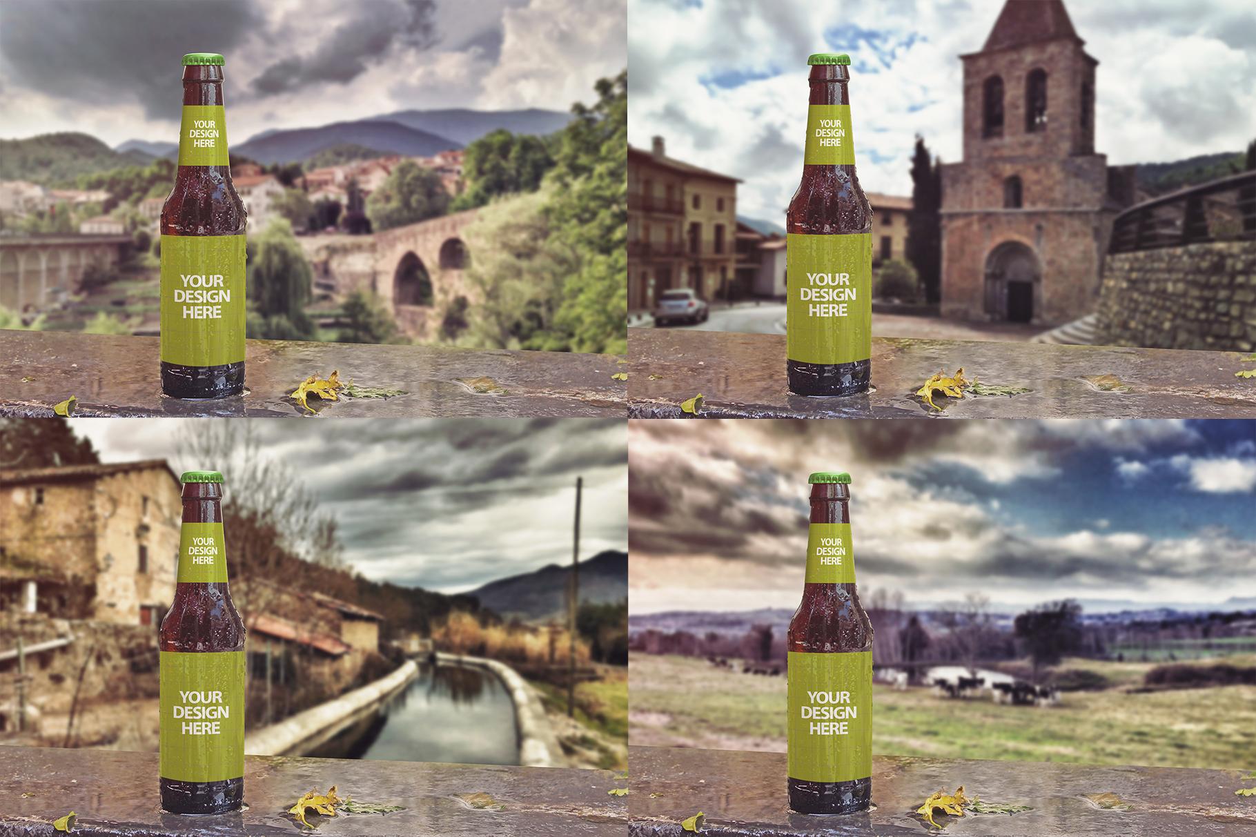 Raining Beer Backgrounds example image 3