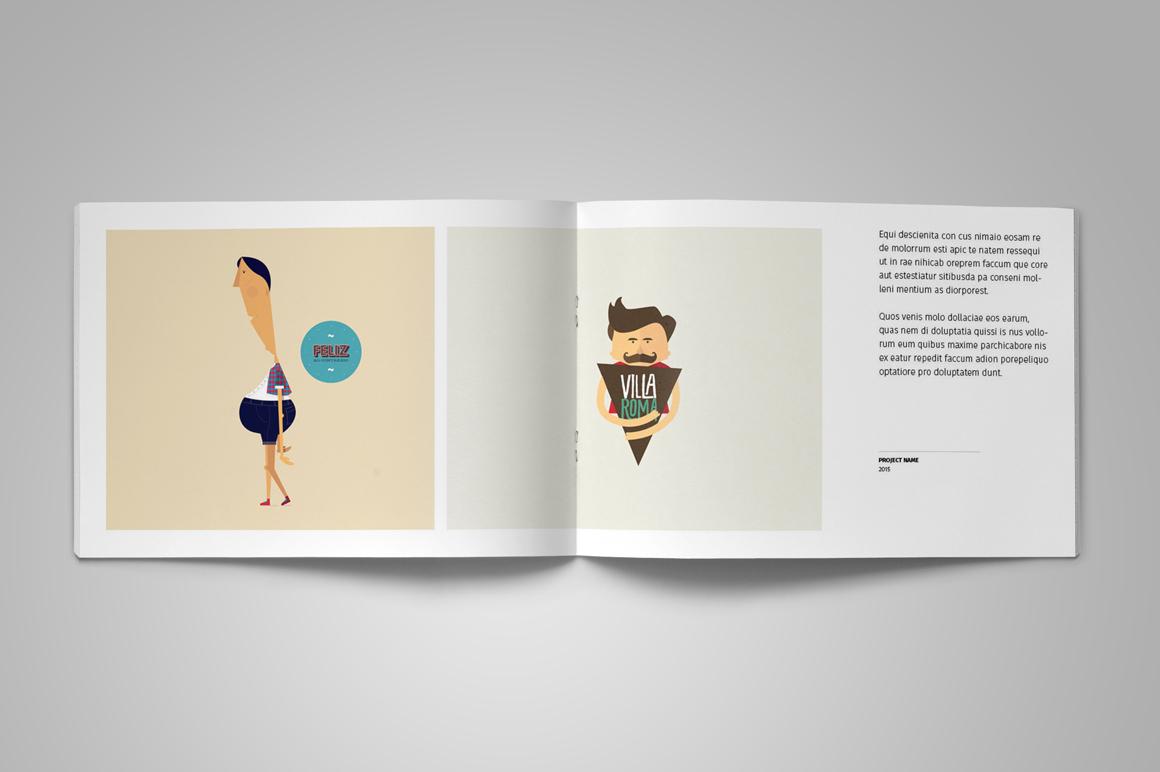 Portfolio Brochure Template example image 9