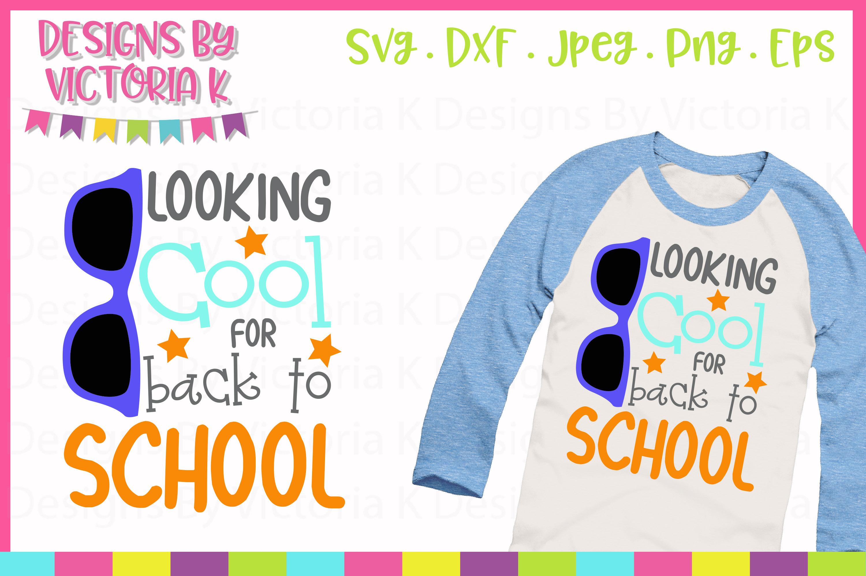 Back to school Bundle, 40 School designs, SVG, DXF, EPS example image 11