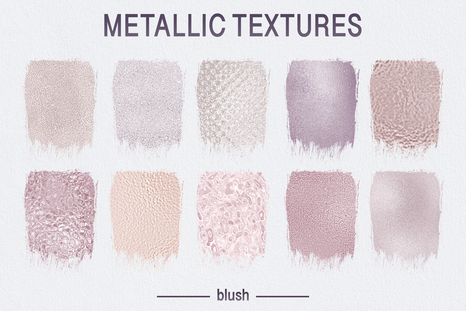 Seamless Textures & Patterns Bundle - Shabby Chic Design Kit example image 14