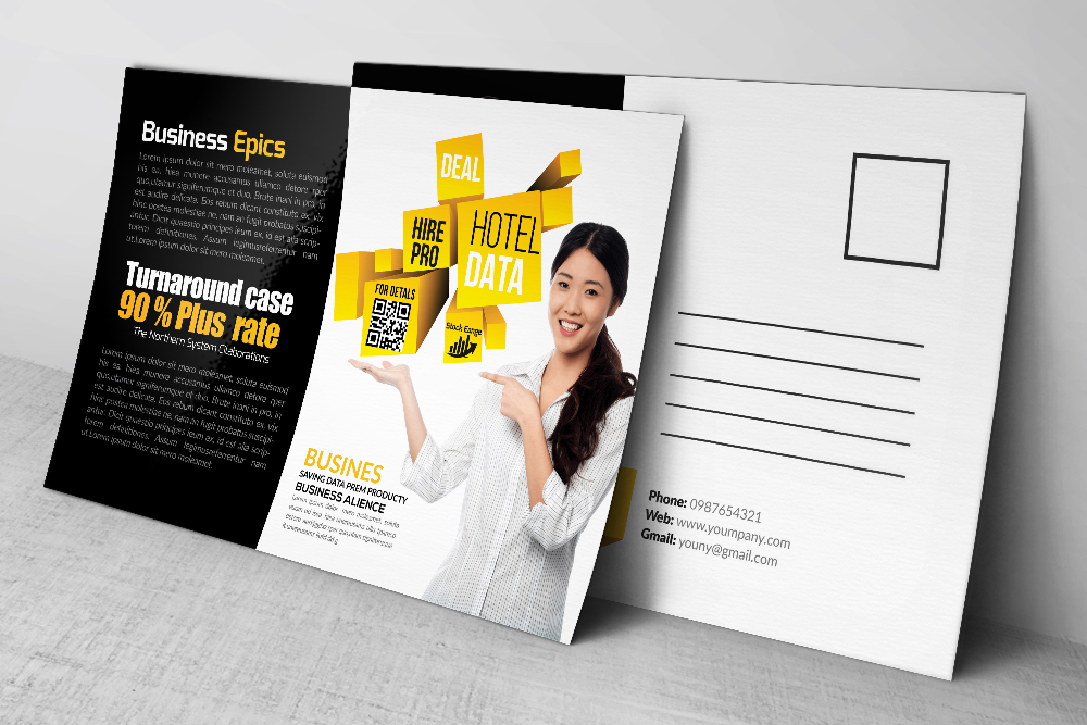 Business corporate postcards template business corporate postcards template example image 2 fbccfo Choice Image