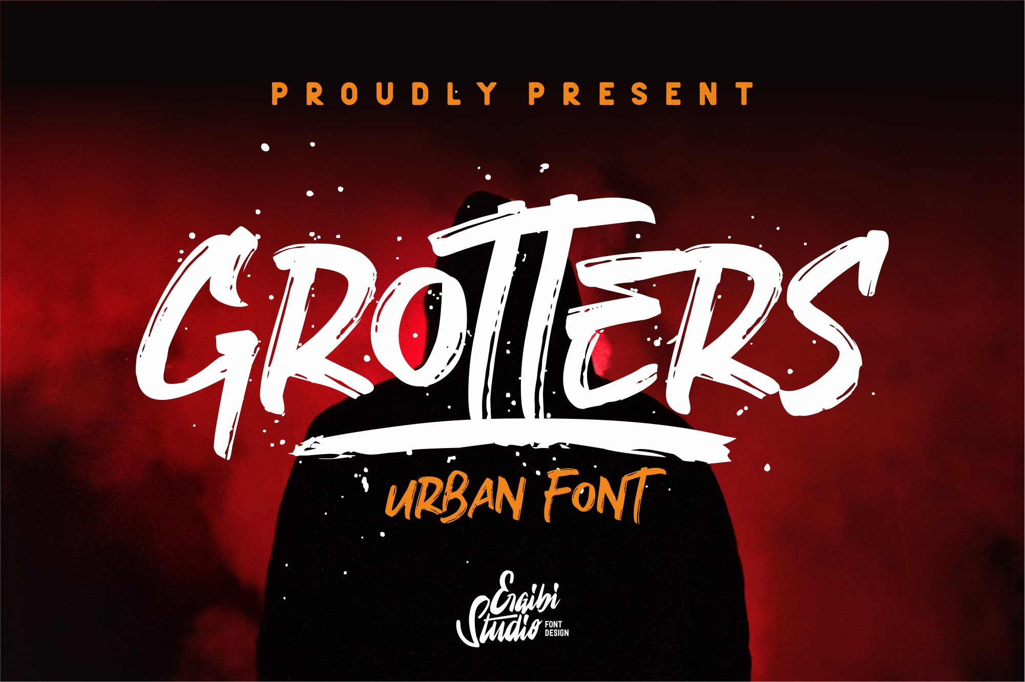Grotters Urban Font example image 1