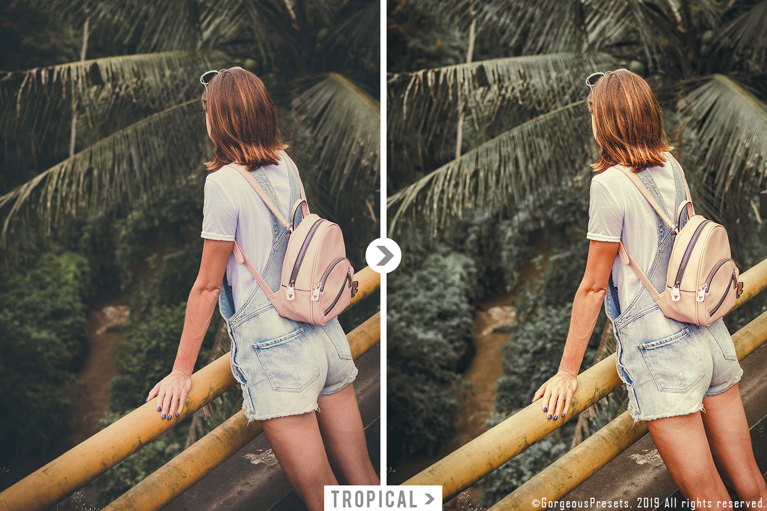 Mobile Lightroom Preset TROPICAL example image 10