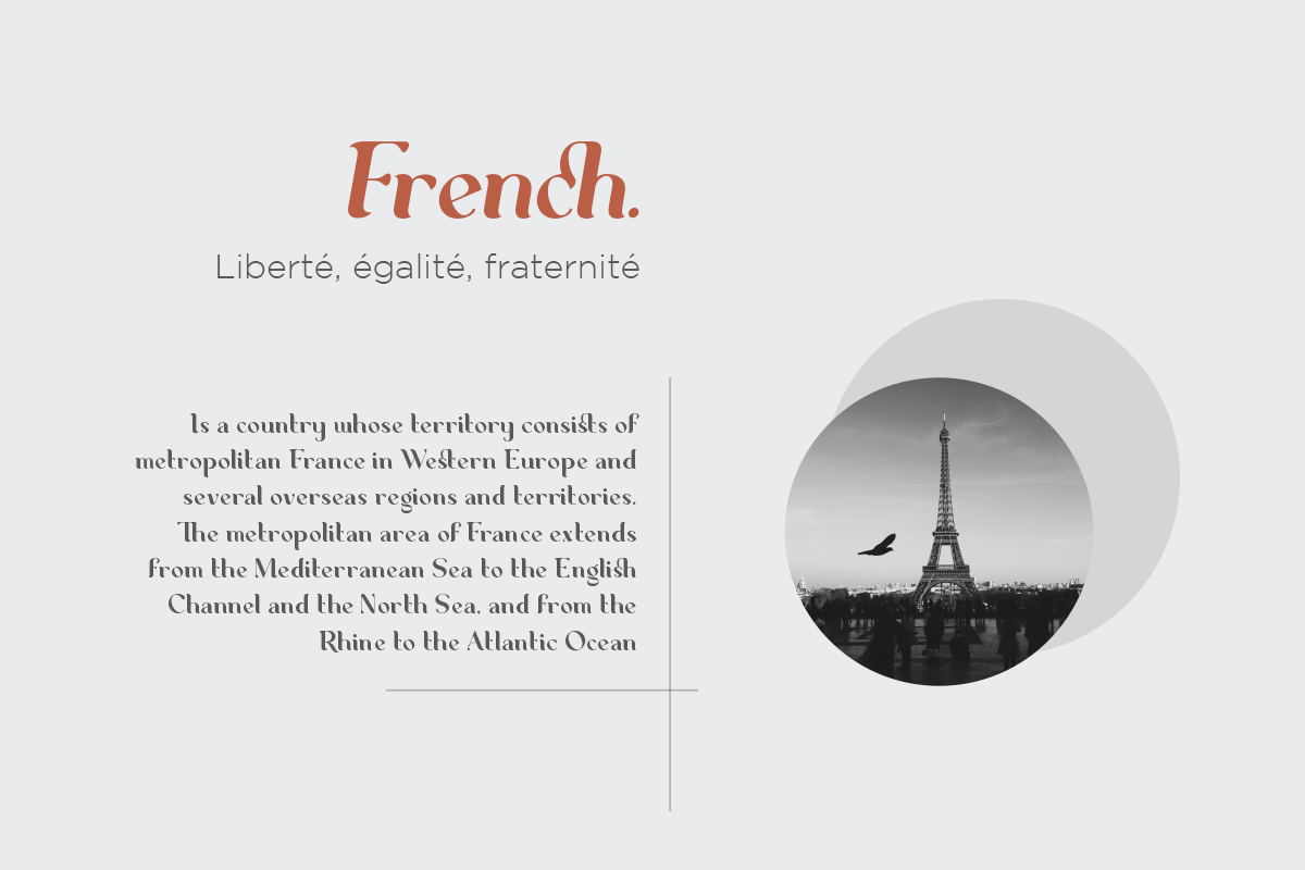 George - Classic Typeface example image 3