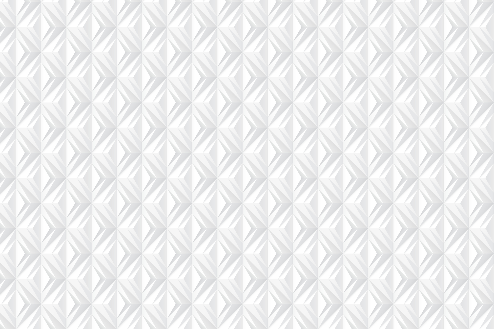 Seamless White 3d Textures. Swatches example image 3