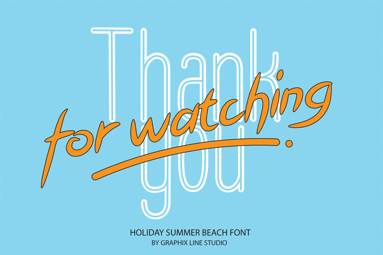 Holiday Summer Beach example image 5