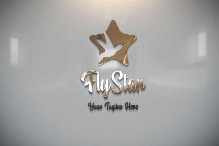 Happy Star, Travel Logo example image 4