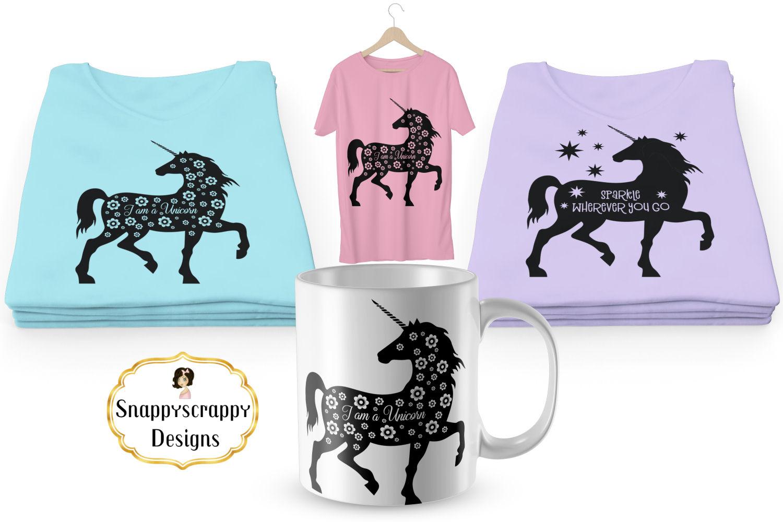 Unicorn SVG example image 2