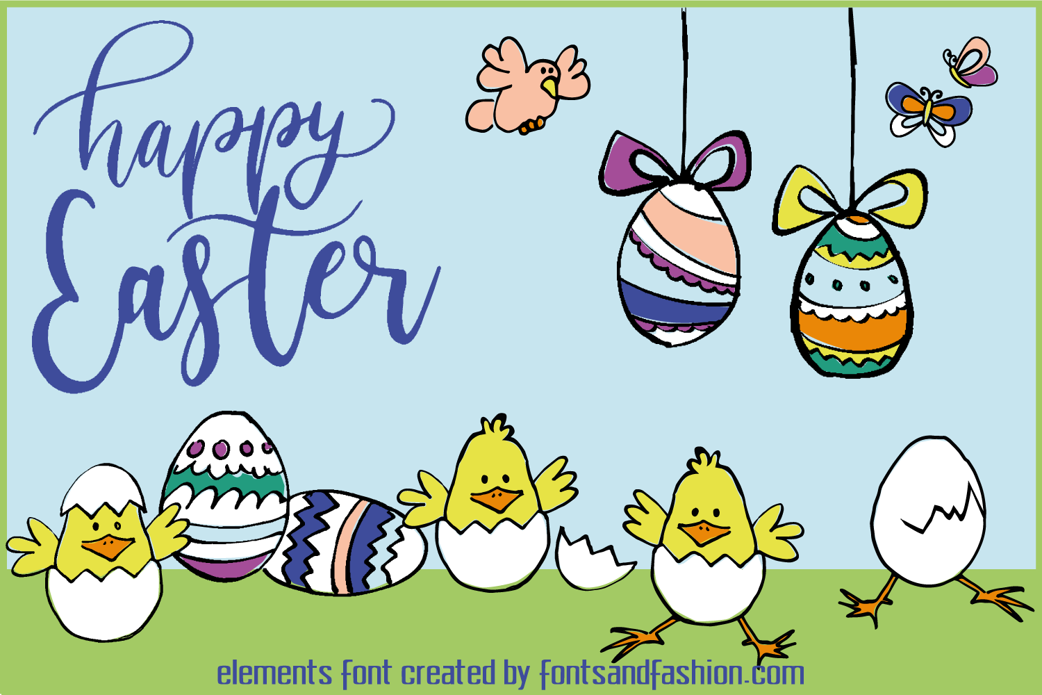 Happy Easter example image 5