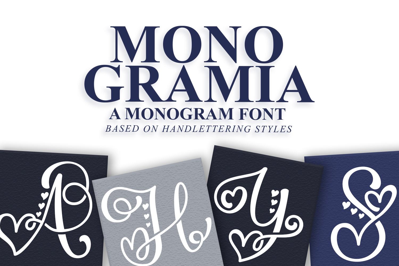 Monogramia example image 1
