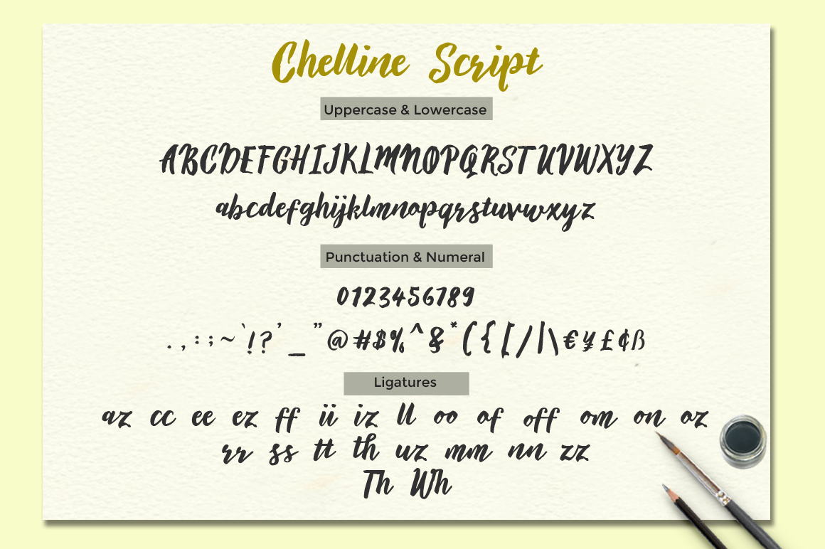 Chelline Brush example image 9