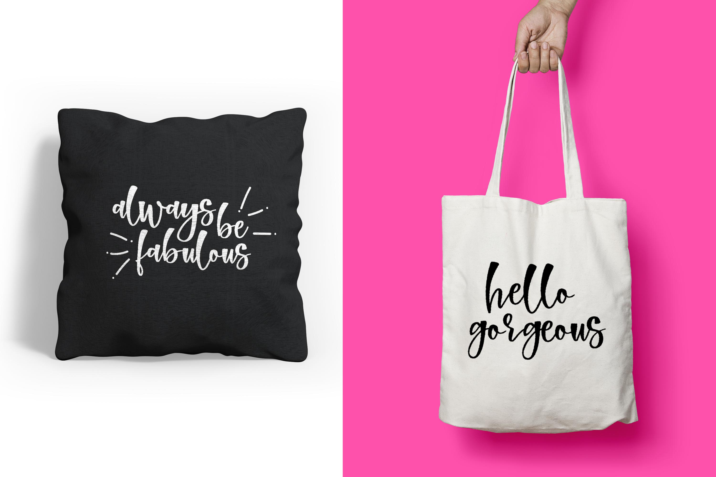 Pillow Talk Font example image 3