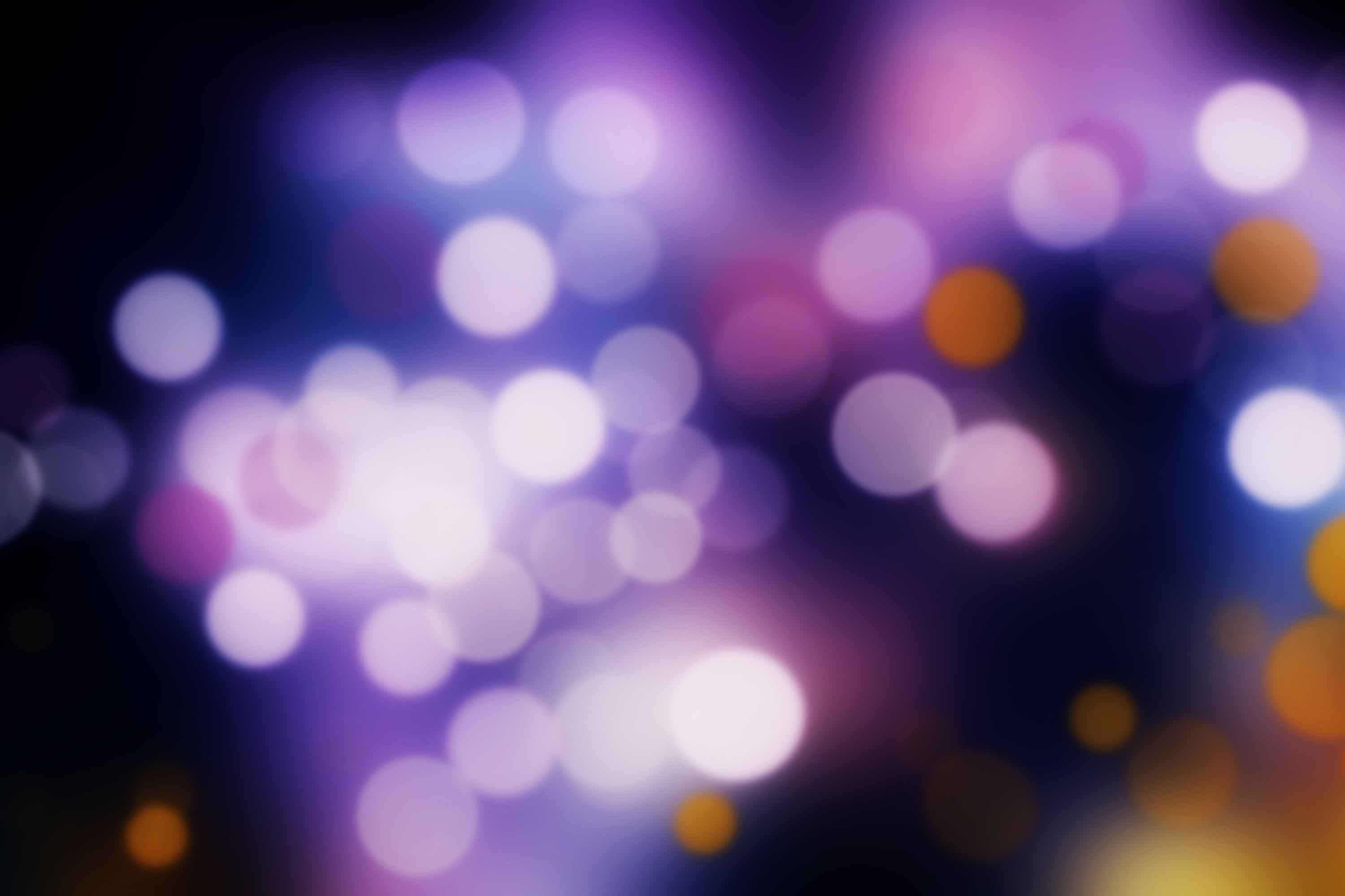 15 Bokeh Photoshop Brushes abr. - Scatter & Dynamics example image 4