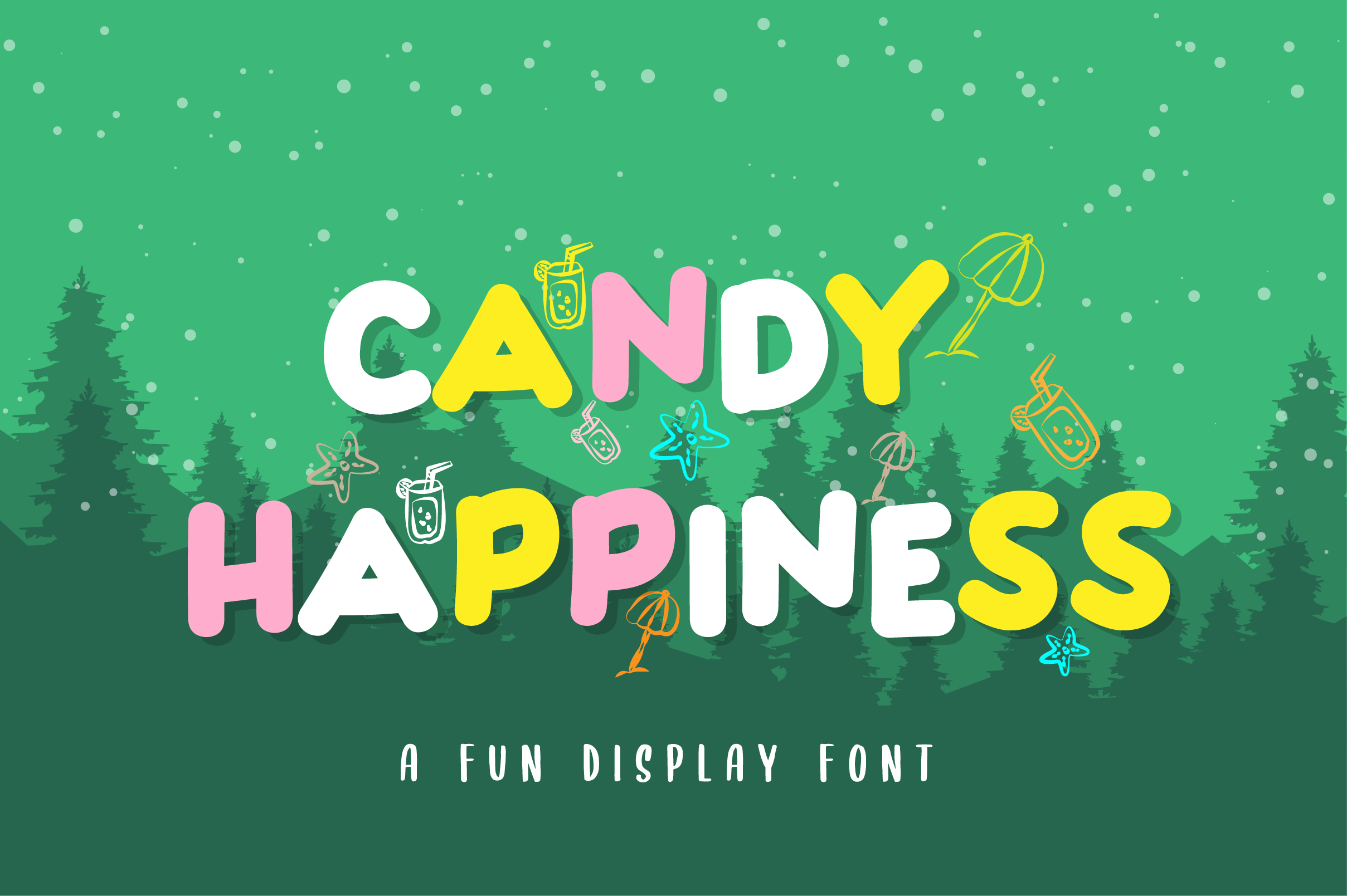 Funny Font Bundles example image 5