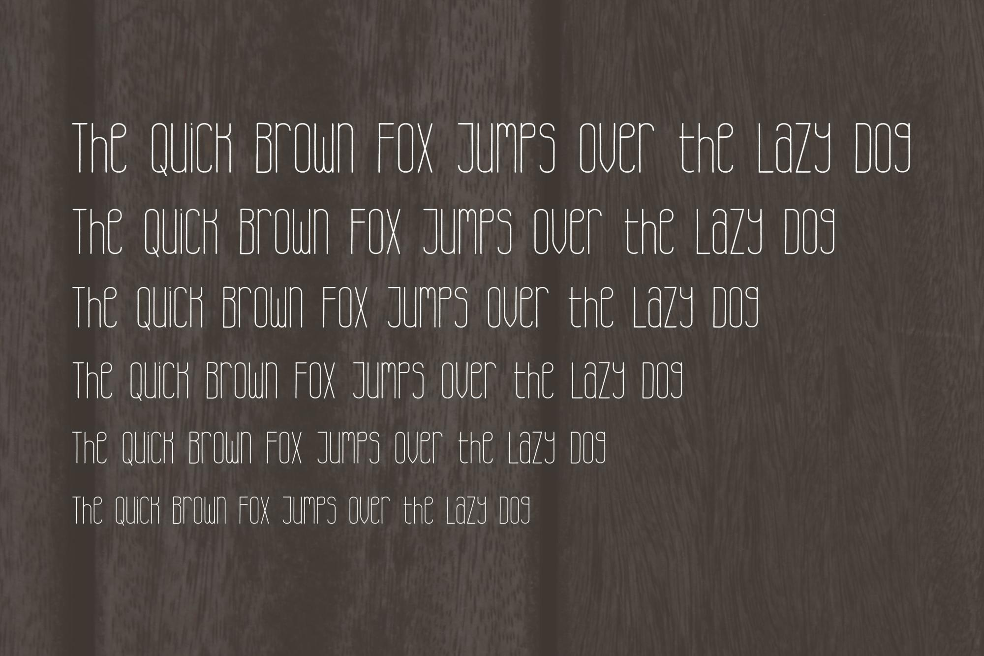 Brand Typeface Font example image 2