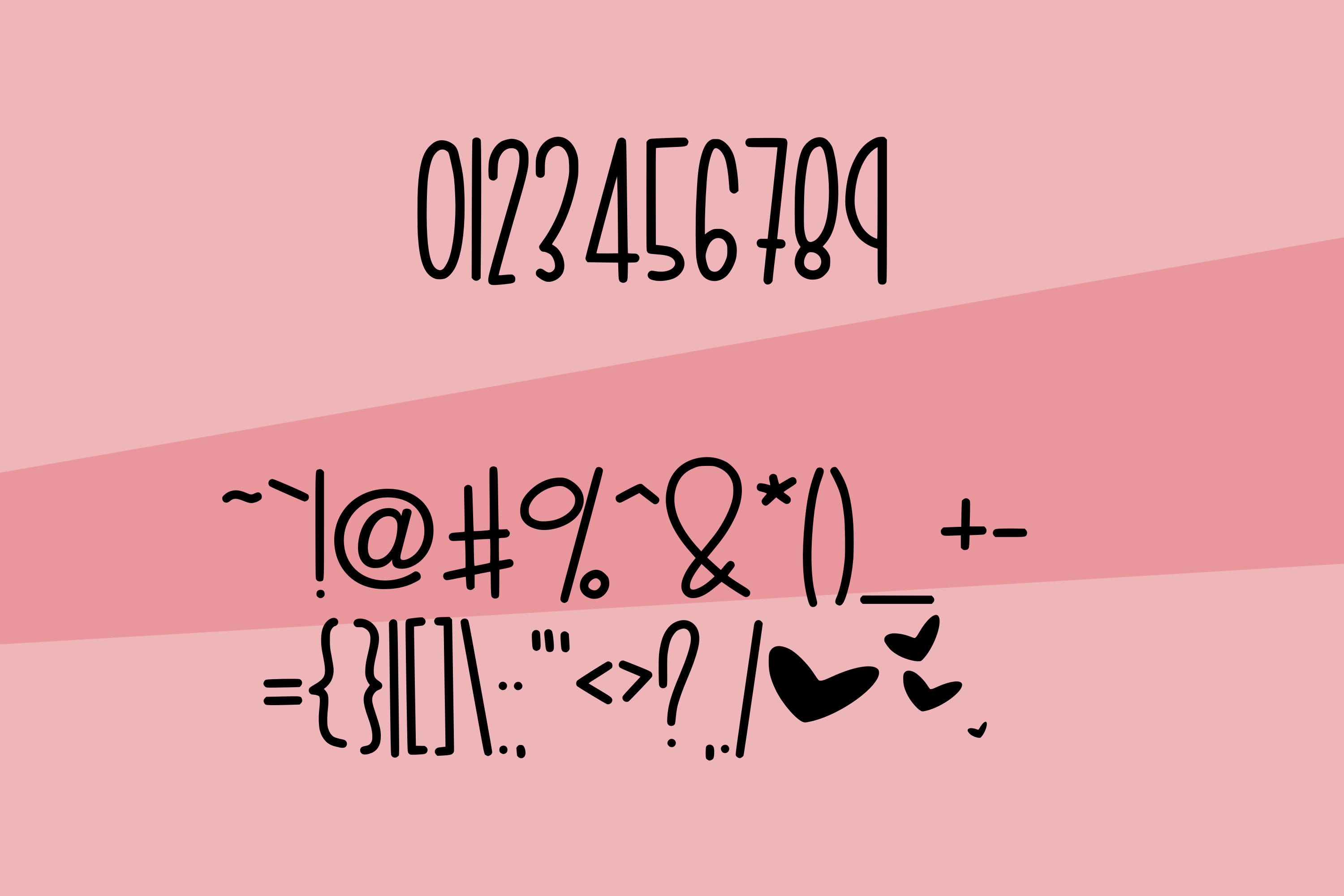 Gnome Matter What a love Font with a FREE SVG! example image 3