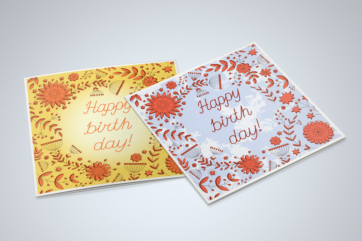 Birthday cards collection example image 6