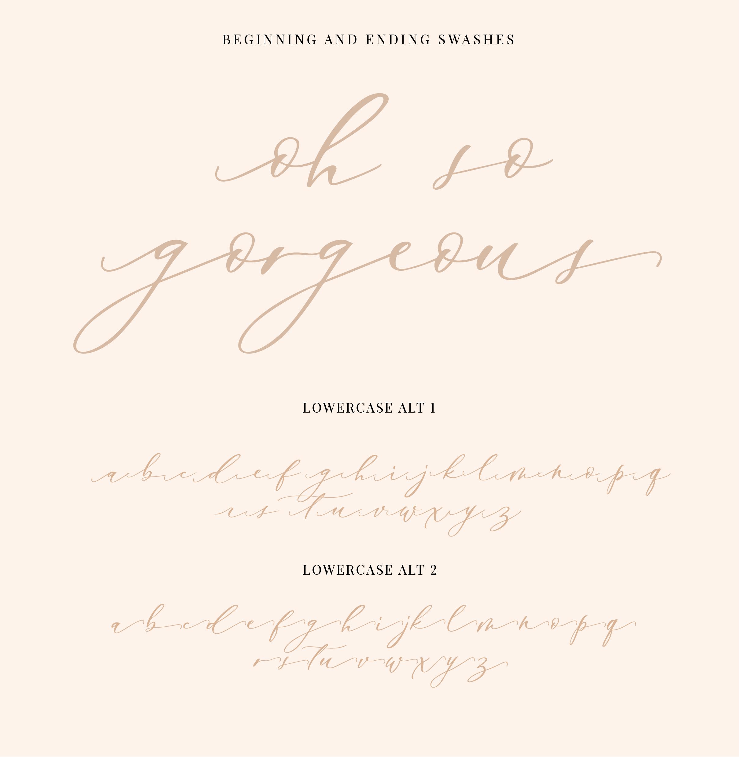 Enchantress | Luxury Font example image 6