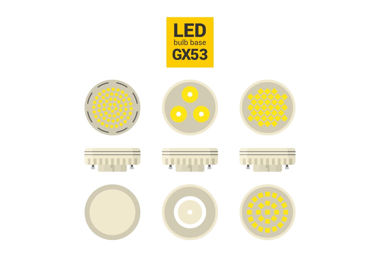 147 colorful LED light bulbs example image 10