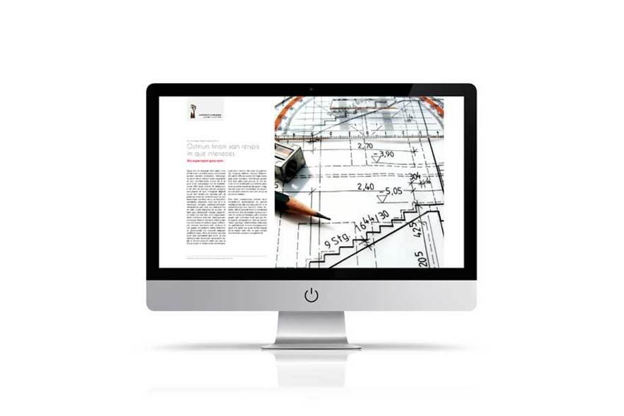 Corporate eMagazine Template example image 6