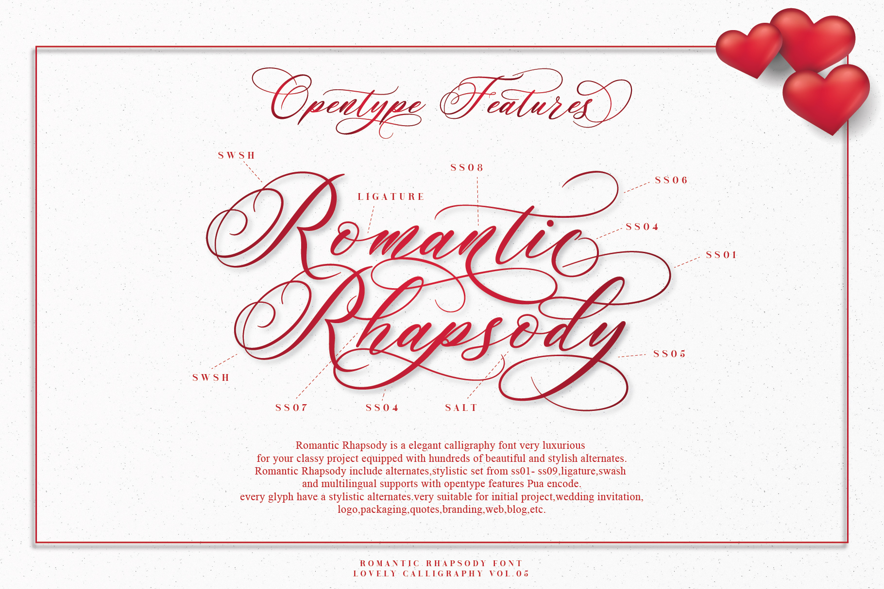 Lovely Calligraphy Collections example image 14