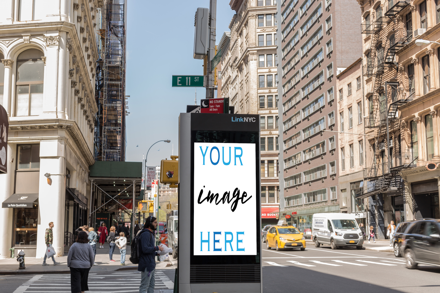 Set of 11 advertising billboard example image 5