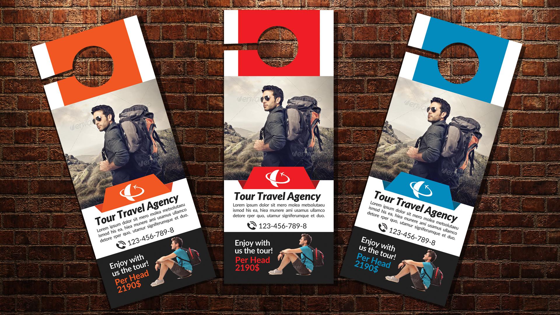 Holiday Tour Door Hangers example image 3
