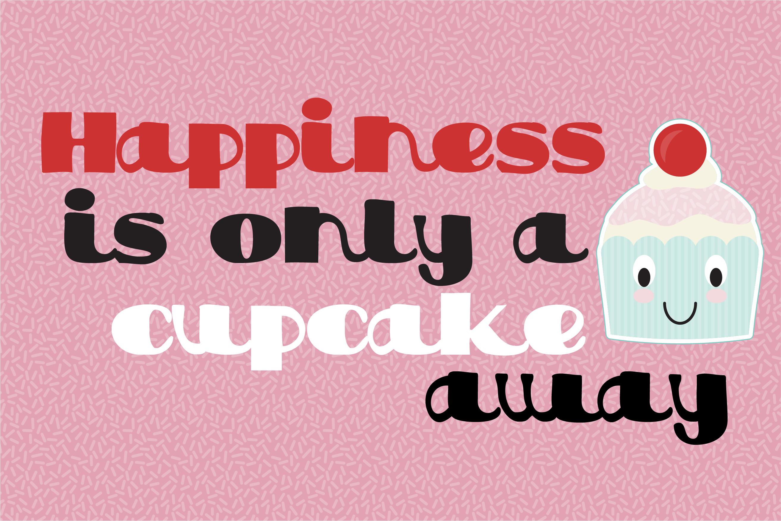 PN Cupcake Face example image 5