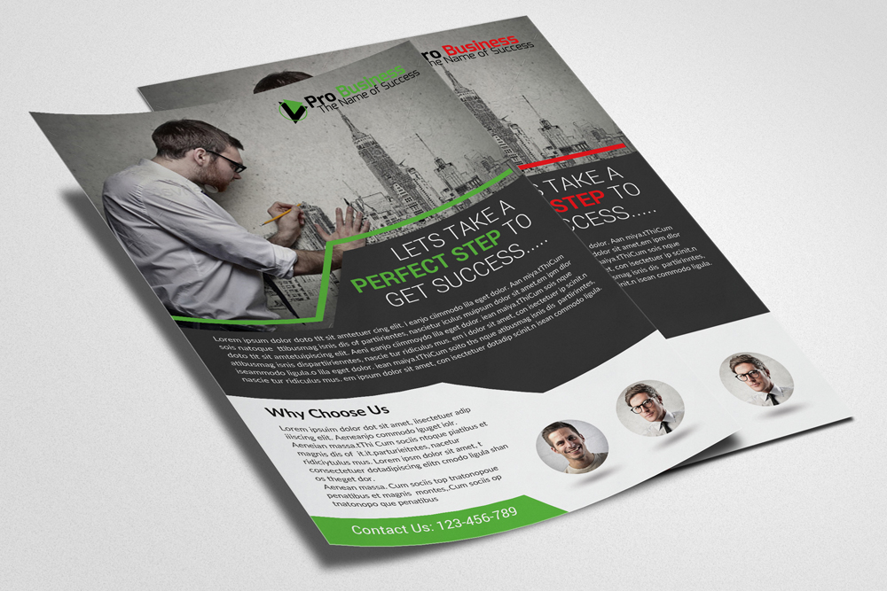 Architect Business Flyer  example image 3