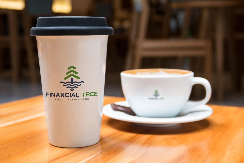 Financial Tree Logo example image 5